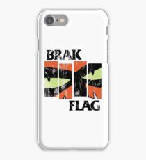 Brak Flag iPhone Case/Skin