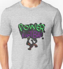 Power: FootBal Unisex T-Shirt