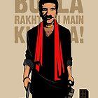 Bulla Fan Poster by locartindia