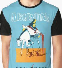 Argentina Lan - Chile Graphic T-Shirt