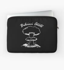 Bikini Atoll Laptop Sleeve