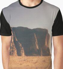 Wadi Rum Photograph Graphic T-Shirt