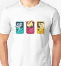 Fire, Lightening & Water Unisex T-Shirt