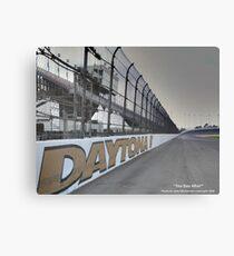 Daytona 500 / The Day After Canvas Print