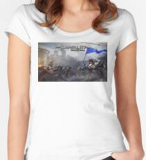 Medieval Warfare Women's Fitted Scoop T-Shirt