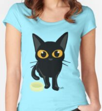 Magical eyes Women's Fitted Scoop T-Shirt