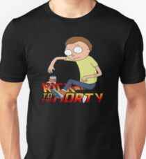 Rick To The Morty Unisex T-Shirt
