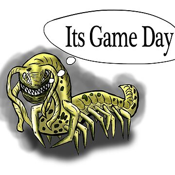 Its Game Day by Shadowrun312