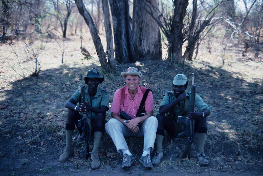 On Anti Poaching Patrol by bertspix