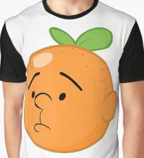 Karl Pilkington Head Like An Orange  Graphic T-Shirt