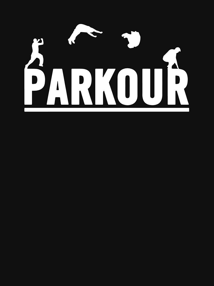 Parkour Logo By Anggisa