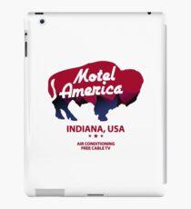 america motel iPad Case/Skin