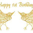 Happy 1st Birthday by KazM