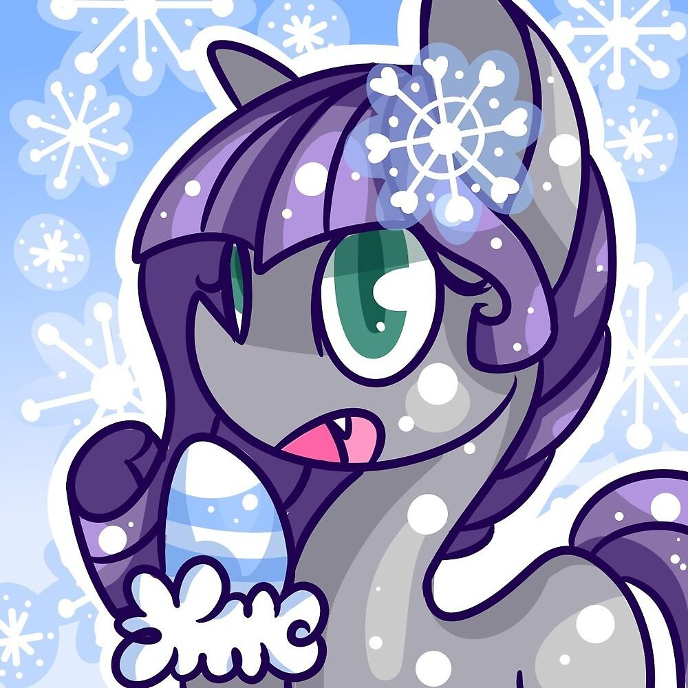Winter Wonderland (Maud Pie) by sugaropolis