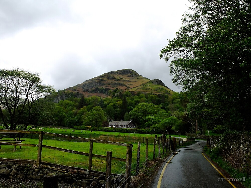 The Approach To Helm Crag by chriscroxall