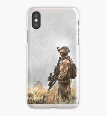 Marine iPhone Case