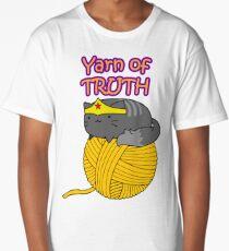yarn of truth Long T-Shirt