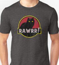 Cat Park Rawrr Unisex T-Shirt