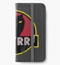 Cat Park Rawrr iPhone Wallet/Case/Skin