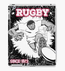 Rugby Smash iPad Case/Skin