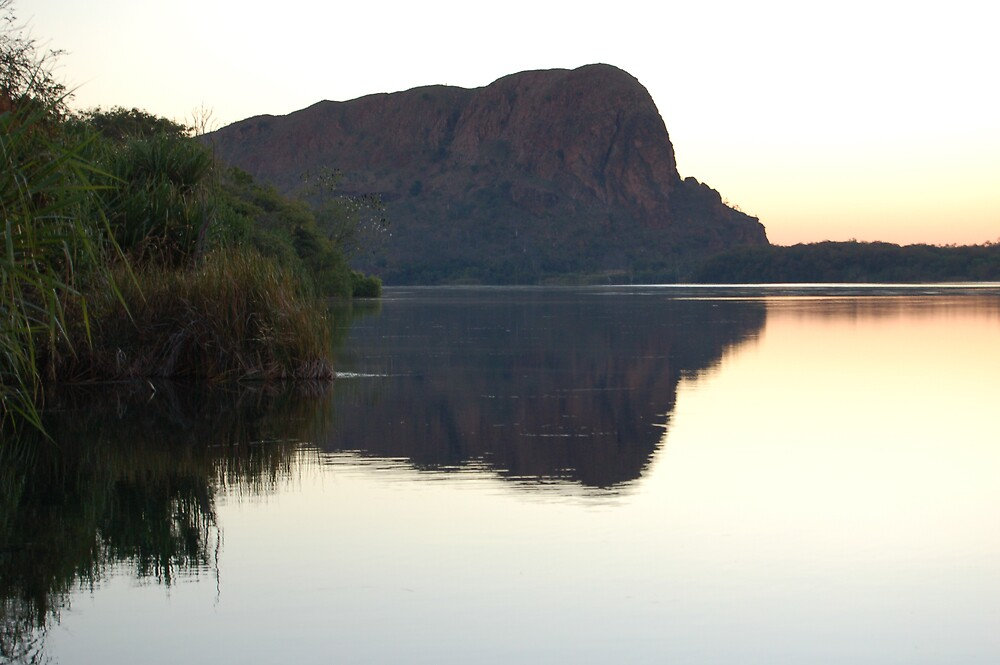 First light in the Kimberley by obiwan