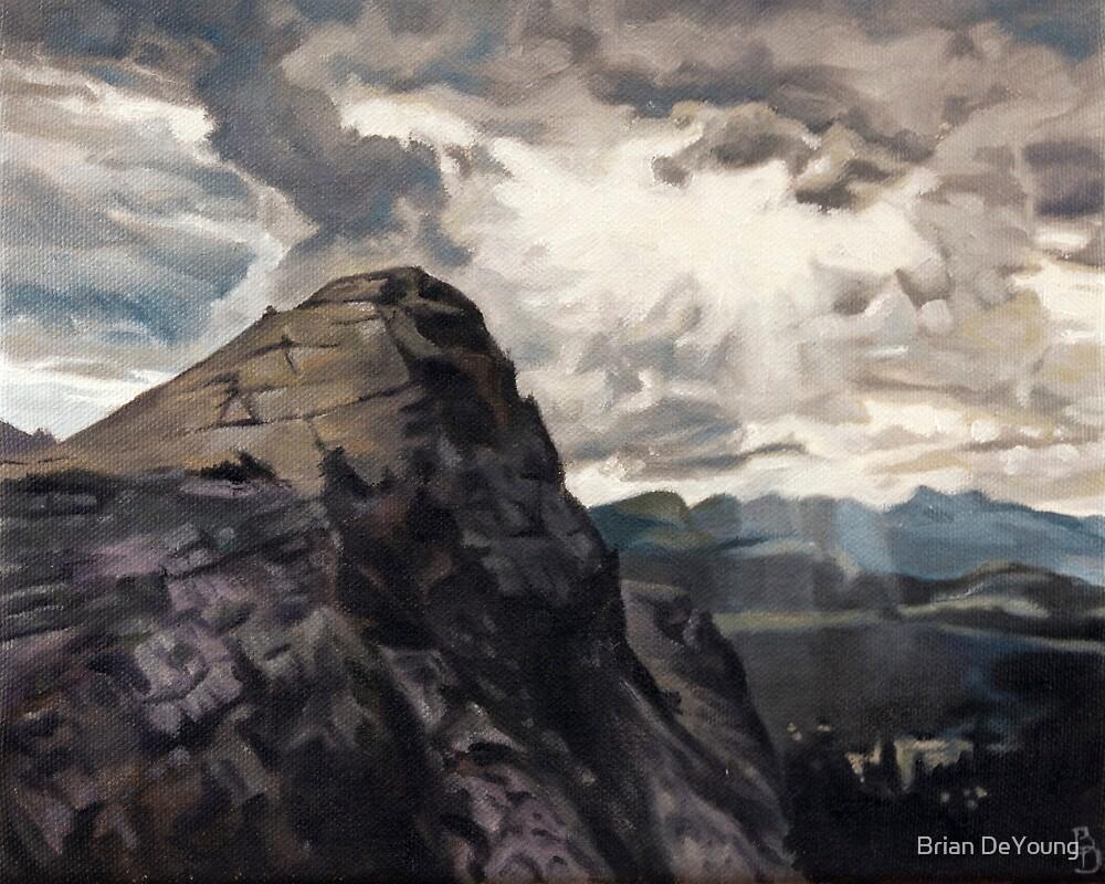 Lembert Dome, Yosemite by Brian DeYoung