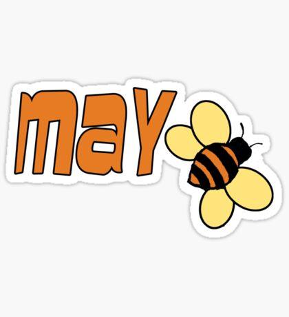 maybee Sticker