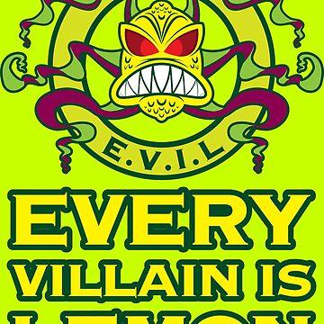 Every Villain Is Lemon by TuripuruSan