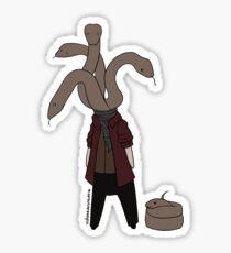 Bloodborne: Chibi Vermin-Host Sticker