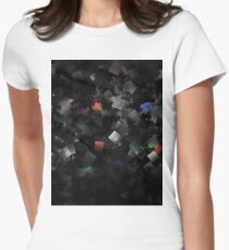 raw abstract T-Shirt