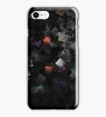 raw abstract iPhone Case/Skin