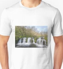 Lathkill Dale Waterfall T-Shirt