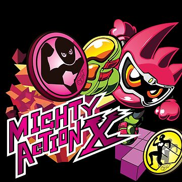 Mighty Action X by TuripuruSan
