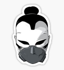 Dark elve assassin Sticker