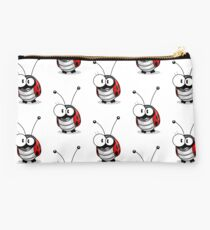 Cartoon ladybug Studio Pouch