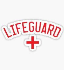 LIFEGUARD Sticker