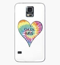 Funda/vinilo para Samsung Galaxy I Heart Chuck Bass - Gossip Girl