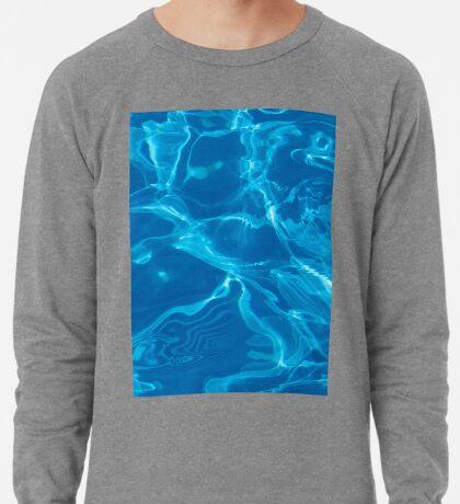 Wasser Sommer Leichter Pullover