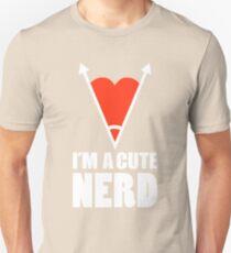 Im Nerd Cute Nerd Unisex T-Shirt