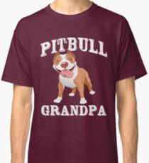 Pitt Bull's Grandpa Classic T-Shirt