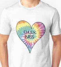 I Heart Chuck Bass - Gossip Girl Unisex T-Shirt