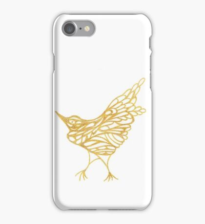 Golden Canary iPhone Case/Skin