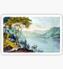 Lake George N.Y. - 1907 - Currier &  Sticker