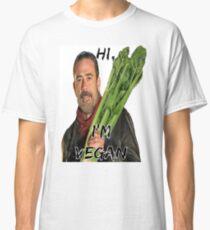 The Walking Dead Negan - Hi, I'm Vegan (Negan Classic T-Shirt