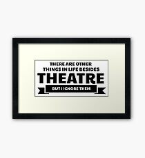 theatre Framed Print