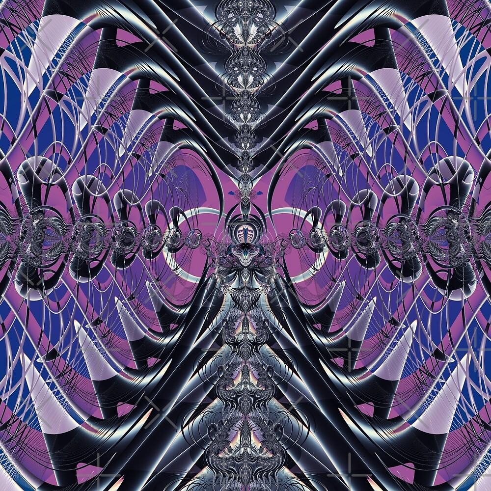 Purple Galaxy by Vac1