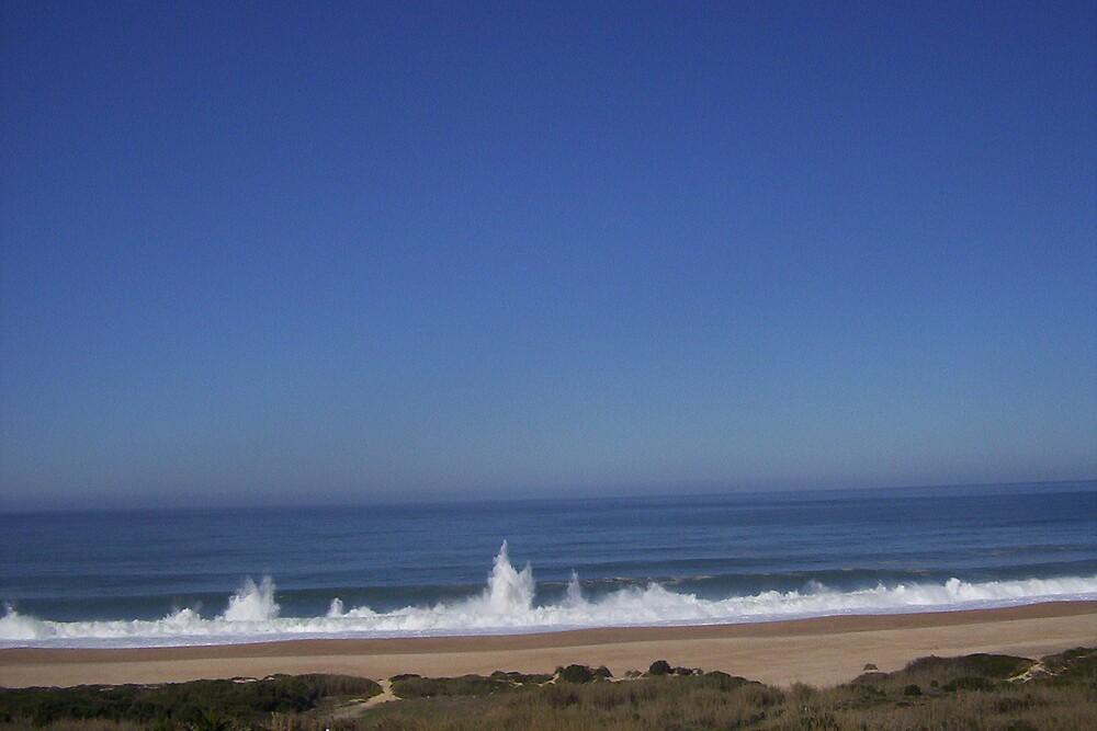 Ocean spray by lucy cruz