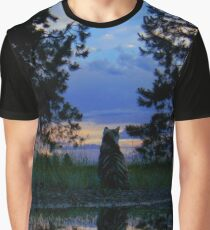 Warrior Cats - Reflection Graphic T-Shirt