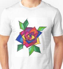 multi rose T-Shirt