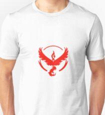 Team Valor PokemonGo Unisex T-Shirt